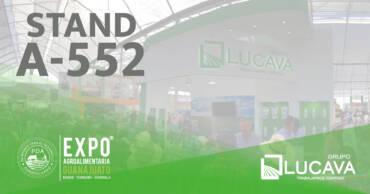 Grupo Lucava en la Expo Agroalimentaria 2018